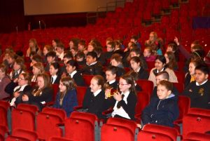 Primary schools workshop 2014