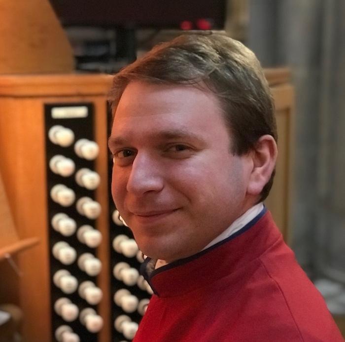 Summer Organ recital: Ed Jones