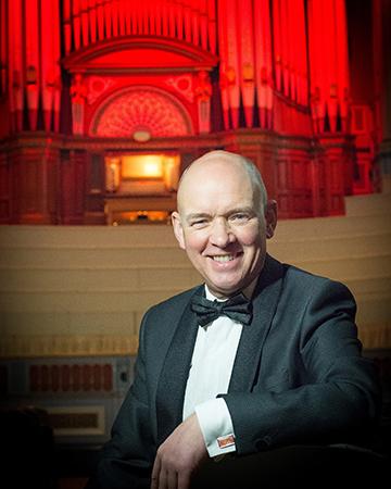Summer Organ recital: Gordon Stewart