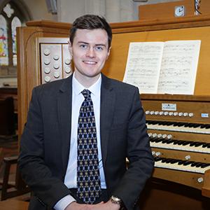 Summer Organ recital: Steven McIntyre